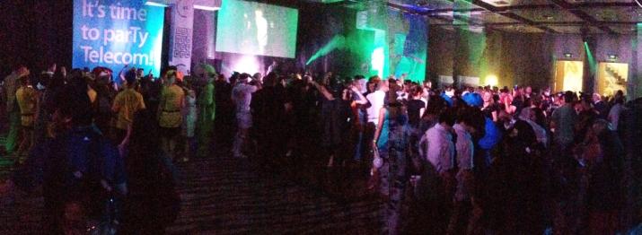 Telecom's T-Party